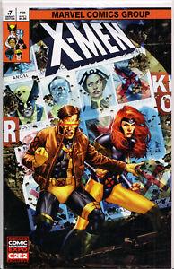 X-MEN-7-JAY-ANACLETO-EXCLUSIVE-C2E2-VARIANT-COMIC-BOOK-Marvel-Comics