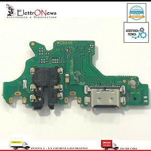 Flat ricarica connettore microfono jack Cuffie per Huawei P30 lite MAR-LX1 A103