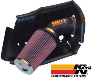 K/&N 57-1001 FIPK Performance Air Intake System