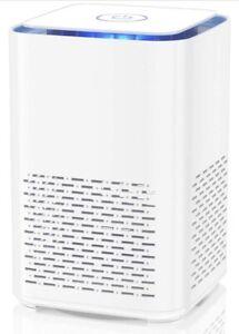 Duomishu Luftreiniger Air Purifier für Allergie mit HEPA Filter und Aktivkohlefi
