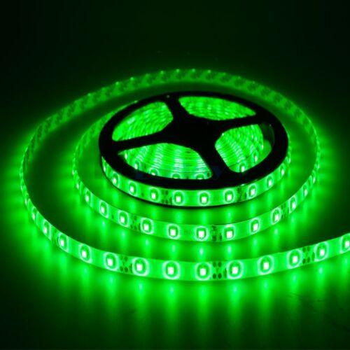 ElcPark Green Waterproof SMD 3528  Flexible LED Strip Light 12V 5M 300 LED