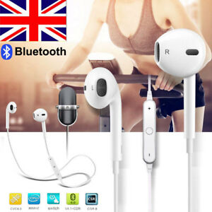 5bd9fdf1ab5 Image is loading S6-Wireless-Bluetooth-Headset-Stereo-Sport-Headphone- Earphone-