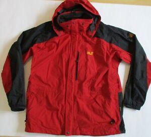 schwarz rot jack wolfskin 3xl