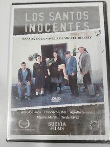 THE-HOLY-INNOCENTS-DVD-SLIM-REGION-OR-ALL-REGIONS-FRANCISCO-RABAL-NEW-NEW