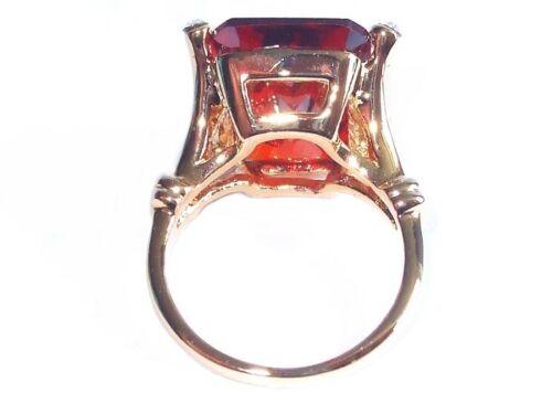 metal-aleación oro chapadas circonita Anillo de mujer Cheryl