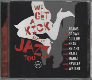 Details about We Get A Kick Out Of Jazz Too (Barnes & Noble ) by Various  Artists (CD, Oct-2006