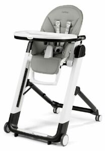 Peg Perego Siesta Follow Me Highchair - Ice
