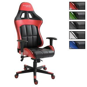 Chaise-de-bureau-gaming-CREW-fauteuil-gamer-style-racing-racer-siege-baquet