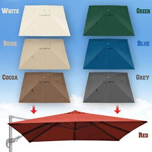 Roma Cantilever Patio Umbrella