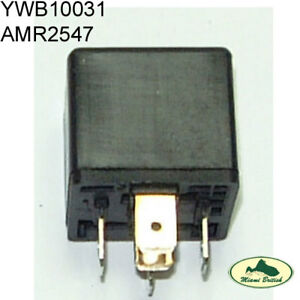 Land Rover Range P38 95-02 Multipurpose ABS Wiper Cooling Fan Relay YWB10031