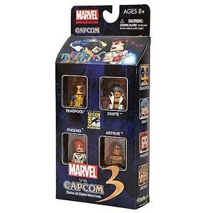 Diamond-Select-Marvel-vs-Capcom-Minimates-Box-Set-SDCC-2011