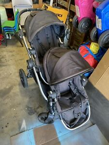 Baby-Jogger-2017-City-Select-Lux-Double-Stroller-Pram-With-2nd-Seat