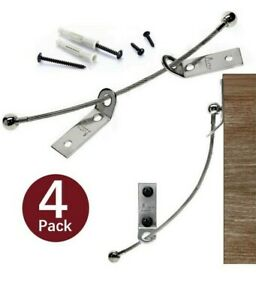 NWT-Anti-Tip-Furniture-Anchors-Straps-LEIRY-Child-Baby-Safety-Proof-Earthquake