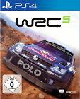 WRC 5 - FIA World Rally Championship (Sony PlayStation 4, 2015, DVD-Box)