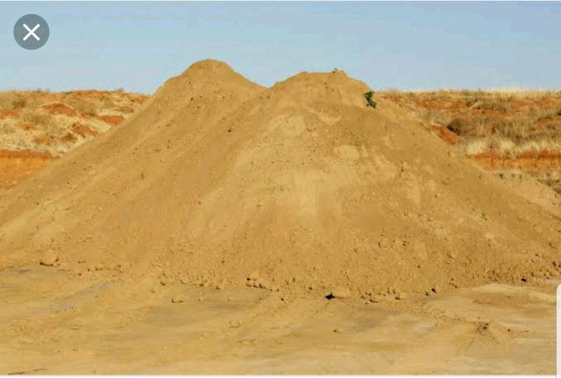 Building Sand & Stone Delivered