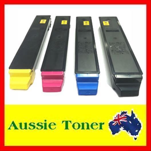 1x Non-Genuine TK899K TK899C TK899M TK899Y Toner for Kyocera FSC8020 FSC8520