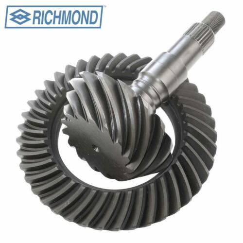 """Richmond Differential Ring and Pinion 49-0017-1; 3.08 for Chevy//GM 8.5/"""" 10-Bolt"""