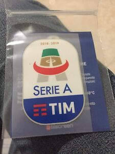 Belle Parch Serie A Tim 2018/2019