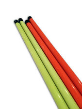Florescent Black Light Dowel Rods Pair - Creative arts ministry tool