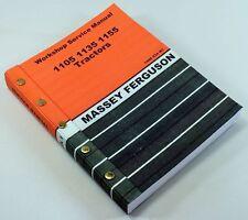 Mf Massey Ferguson 1135 Tractor Service Repair Shop Manual Technical Workshop