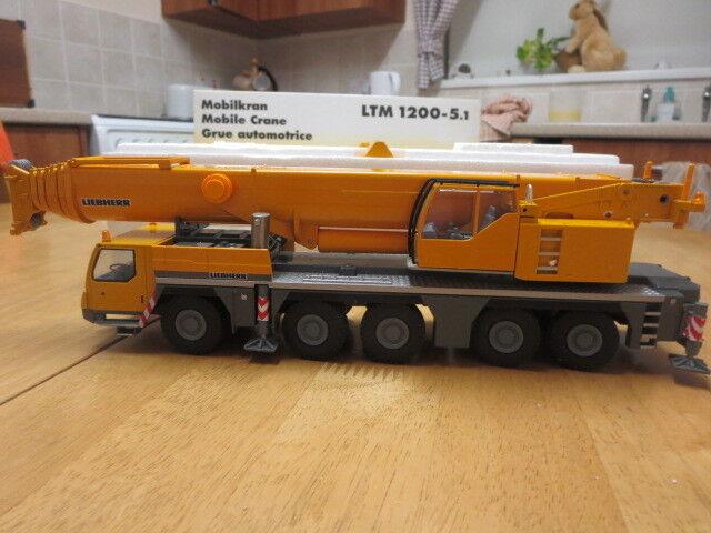 Conrad Liebherr LTM 1200-5.1 Mobile Crane 1 50