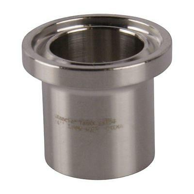 Sanitary Spool - Stainless Steel SS304 // 3A Tri Clamp 1.5 inch x 12 in Glacier Tanks