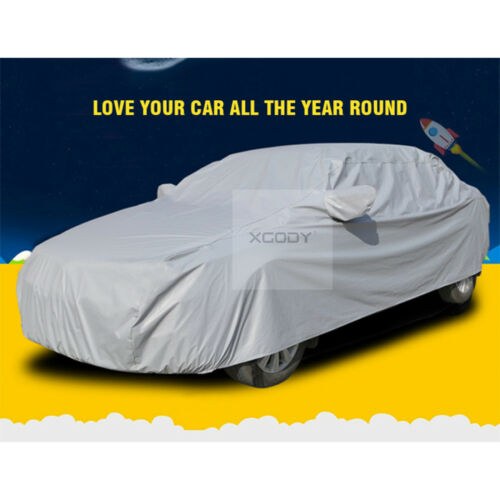 POLC126 POLCO Water /& Weather Resistant Car Cover Large