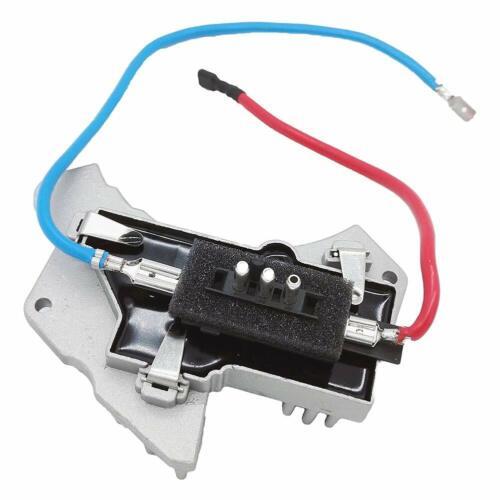 HVAC Heater Blower Motor Resistor for Crossfire Mercedes-Benz C230 C280 SLK230