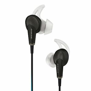 Bose QuietComfort 20 Noise Cancelling In-Ear Headphones - Factory Renewed