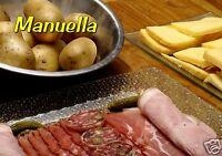 Planche À Découper En Verre Dessous De Plat Raclette / Prénom Réf 20