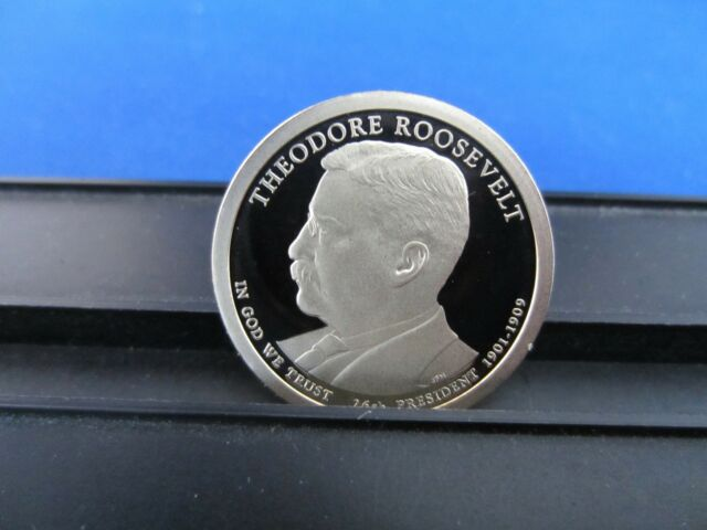 2013-S Roosevelt Silver Proof Dime  Deep Cameo