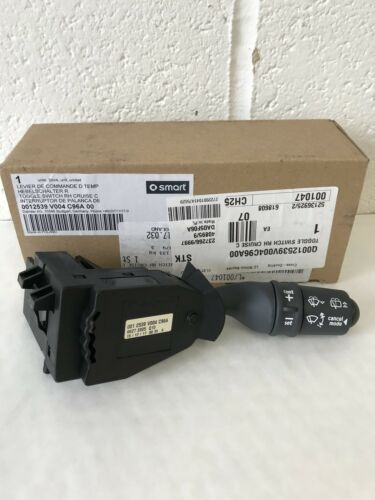 Genuine Smart Fortwo Coupe 450 Cruise Control Toggle Switch Q0012539V004C96A00