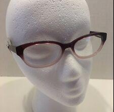 b3b1c572da0b Allure RX Eyeglass Frames L3000 Berry Pink 49-16-135 New