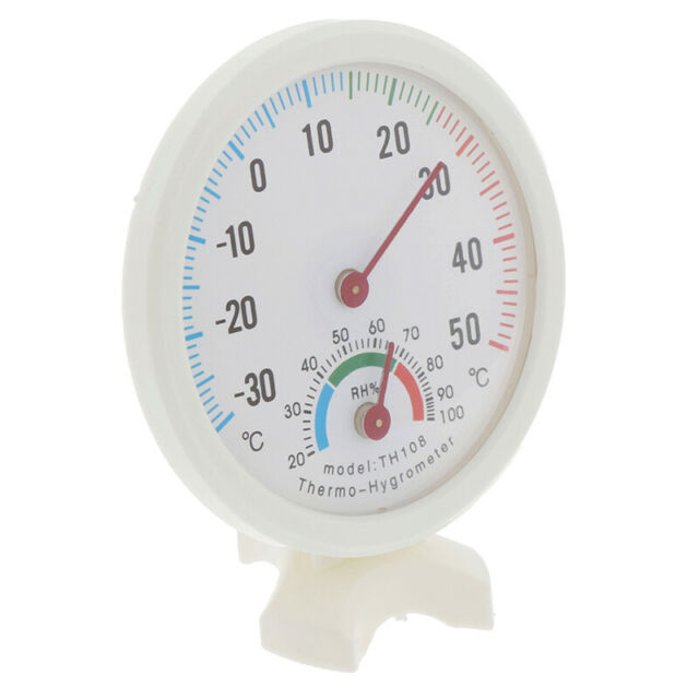 Mini indoor outdoor hygrometer humidity gauge thermometer temperature metersX