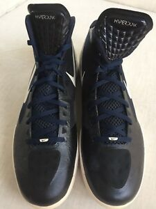 Flywire Nike Ocean Zoom 2011 18 Hyperdunk Negro oscuro Sz Tb hombre Blue zFzq0r1x