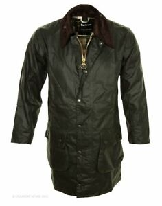BARBOUR-Confine-Cera-Giacca-In-Salvia