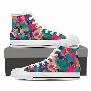 Jelly-Bean-High-Top-Sneakers