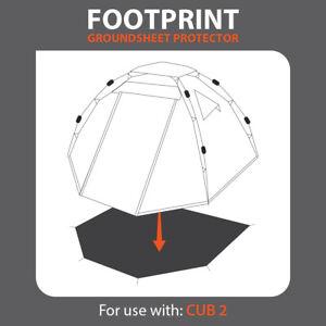 New Footprint Groundsheet Protector For Slumit 174 Cub 2 Man