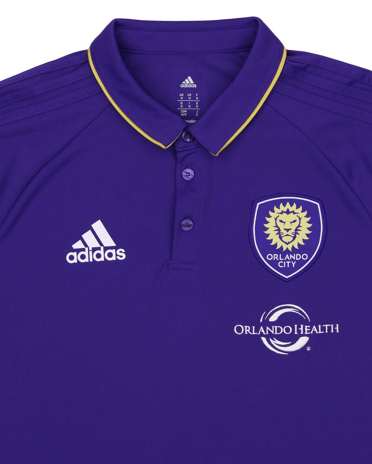 XL Sports Fan Apparel & Souvenirs Orlando City SC Adidas