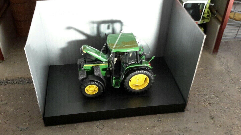 Schuco échelle 1 32 John Deere 6400 Tracteur (scellé)