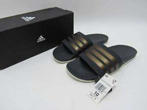 Habitar colonia ojo  Women's Adidas Adilette Comfort Grey/ Copper F97200 Size 10 | eBay