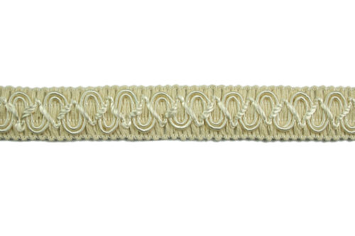 """Lily 5//8/"""" Italian Ivory Braided Cord Trim Craft Supplies Gimp Sewing Notions"""