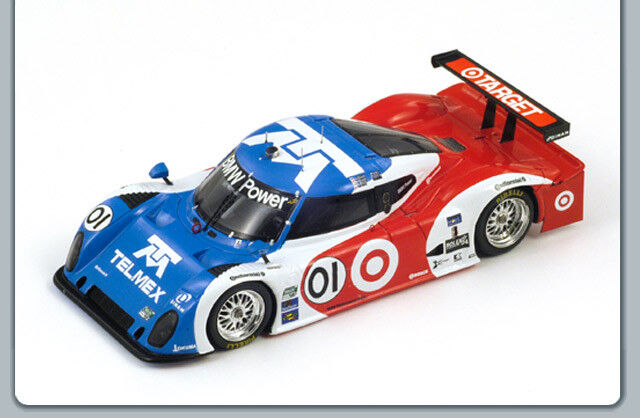 Riley Mk Xx Winner Daytona 2011 Pruett   Rojas   Rahal 1 43 Model