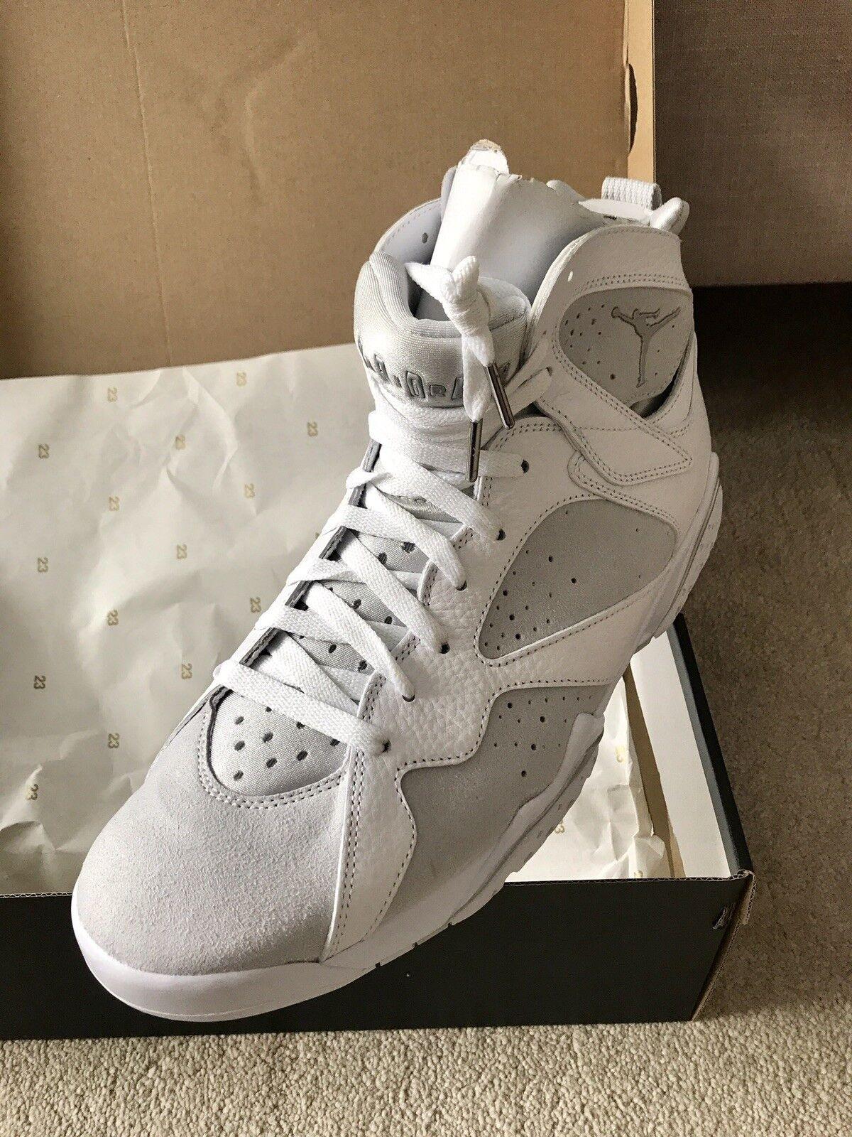 Nike Air Jordan 7 - 'Pure Money' limited edition in size 10.5uk & unworn