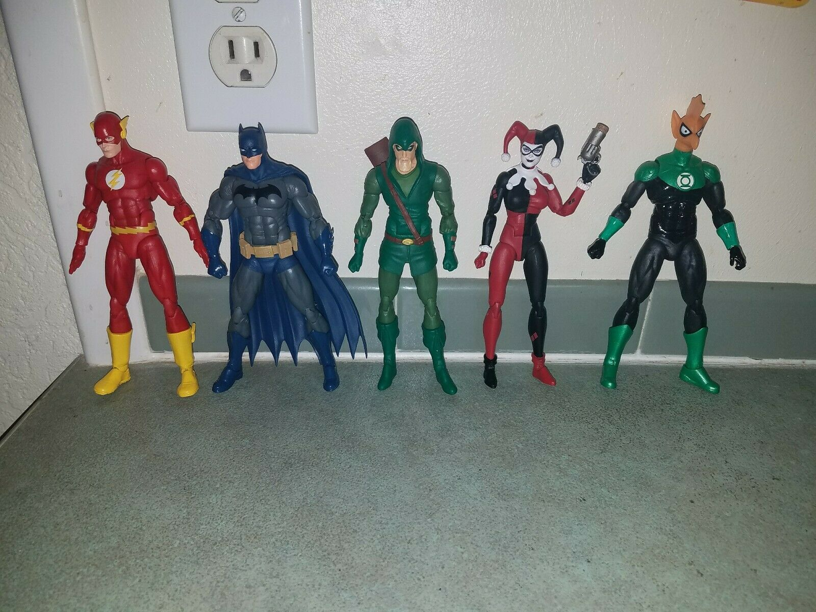 DC Comics Icons series 6 azione cifra Lot Of 6