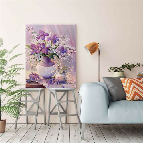 DIY Paint By Numbers Acrylic Oil Painting On Canvas for Adults Home Decor Kit