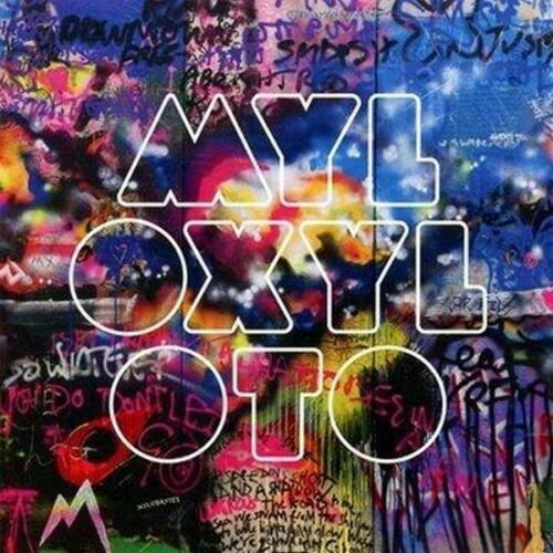 1 of 1 - Coldplay - Mylo Xyloto (NEW CD)