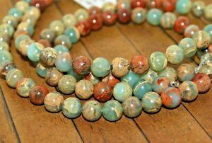 New-16-inch-strand-African-Opal-Gemstone-Beads-8mm-G172