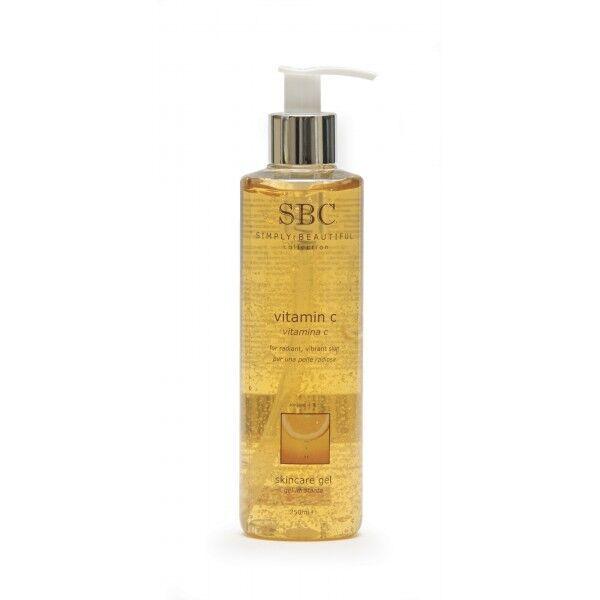 SBC Vitamin C Skin Care Gel - You Choose Size - Approved SBC Stockist