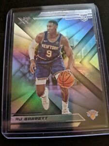 2019-20-Panini-Chronicles-XR-RJ-Barrett-Rookie-RC-273-New-York-Knicks-MINT-PSA